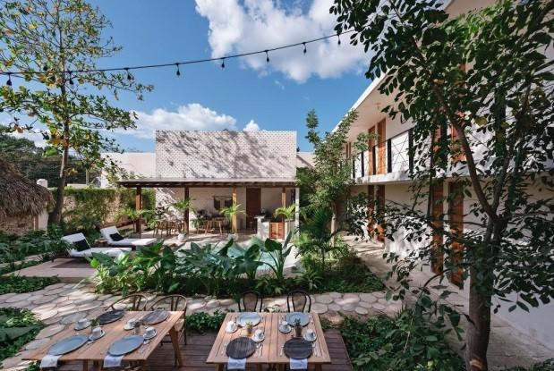 HOTEL COLONTE ORIGEN MEKSYK
