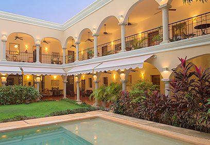 hotel Posada San Juan meksyk