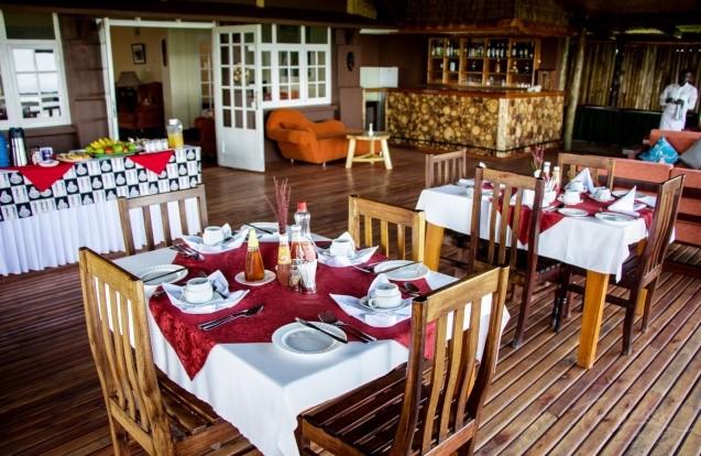 Twins Lake Safari Lodge